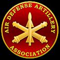 Air Defense Artillery Association Logo