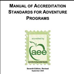 Books - Standards for Adventure Programs