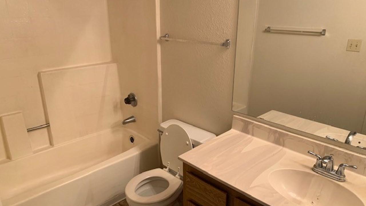 Bathroom Renovations Before