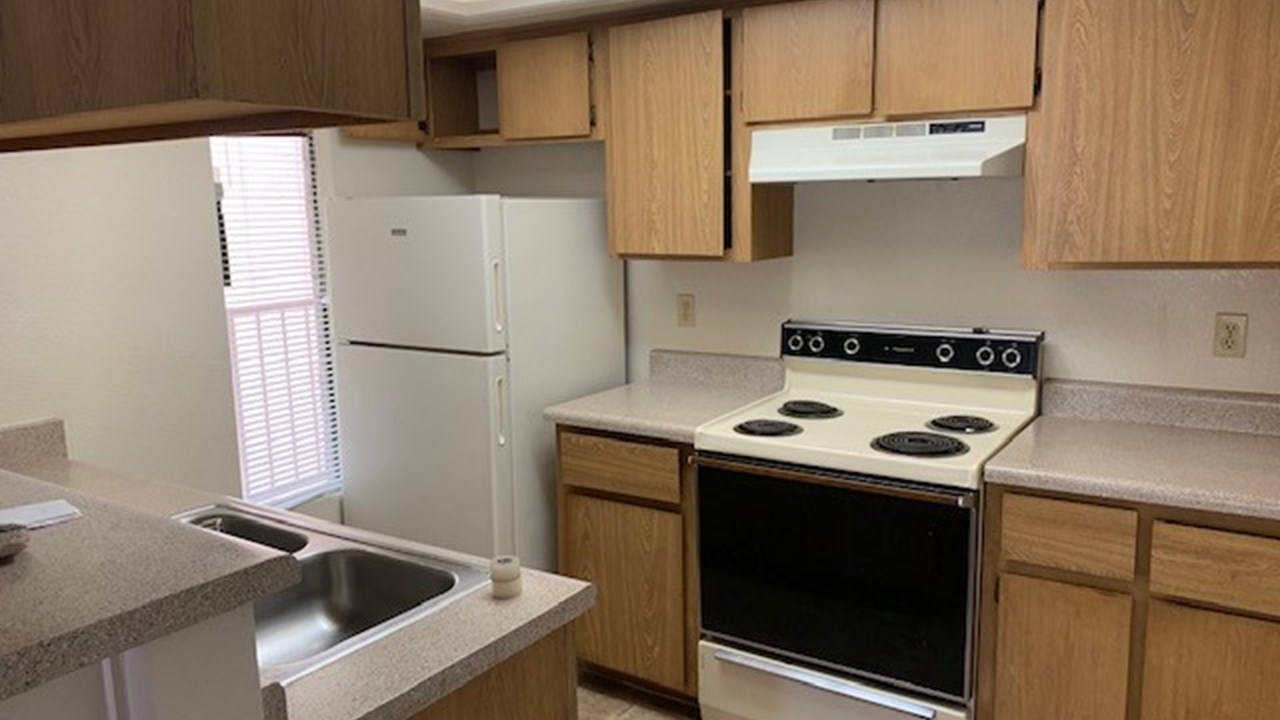 Kitchen Renovations Before