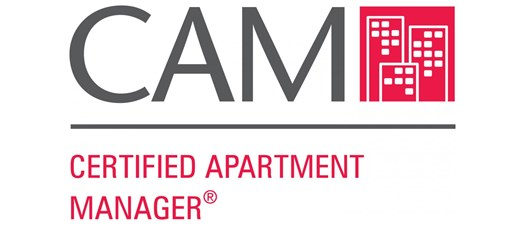 2021 Certified Apartment Manager (CAM) Course