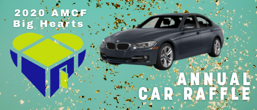 2020 Annual Big Hearts Car Raffle