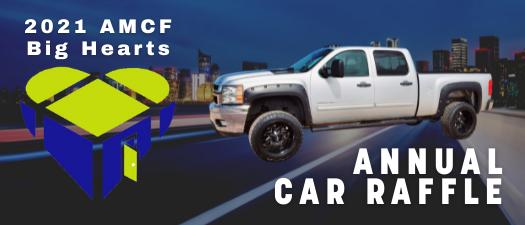2021 Annual Big Hearts Car Raffle