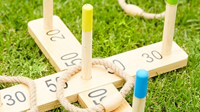 Lawn Games Tournament