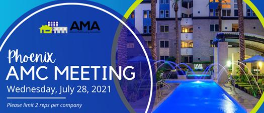 Phoenix July AMC Meeting