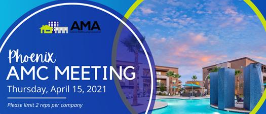 Phoenix April AMC Meeting