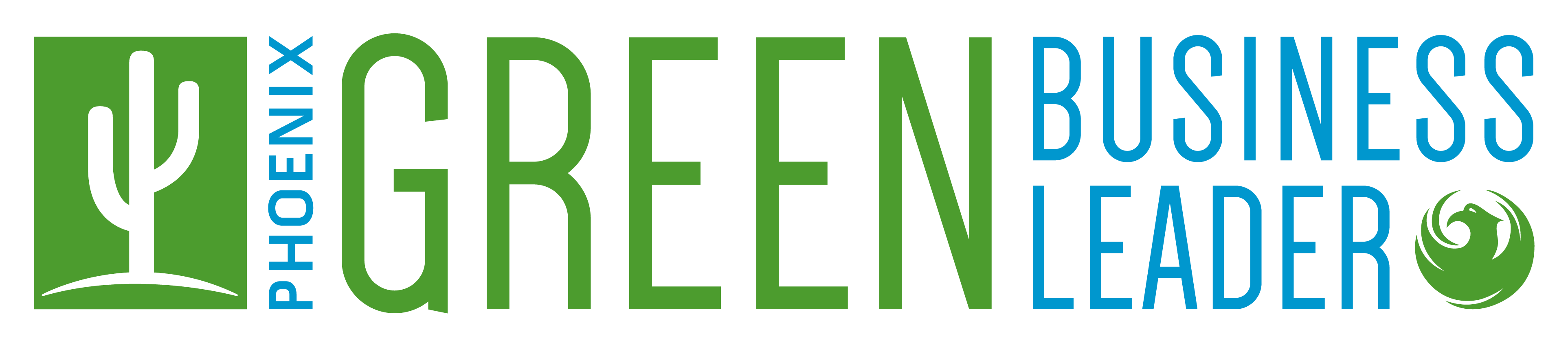 Green Business Logo