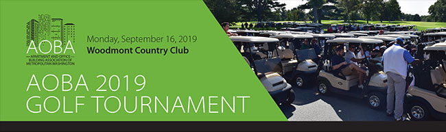 Annual Golf Tournament - Apartment and Office Building