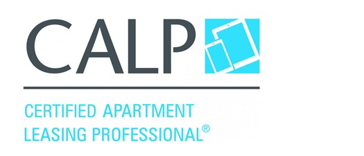 CALP - Certified Apartment Leasing Professional