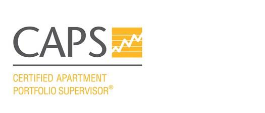 CAPS - Certified Apartment Portfolio Supervisor Certification