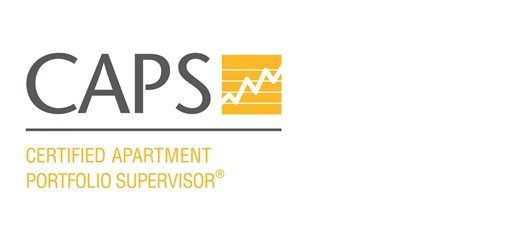 CAPS - Certified Apartment Portfolio Supervisor Certification