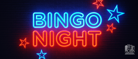 New Member Social + BINGO Night
