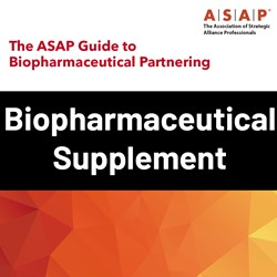 The ASAP Guide to Biopharmaceutical Partnering