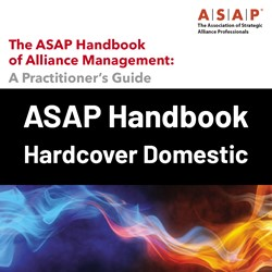 The ASAP Handbook of Alliance Management - A Practitioner's Guide - Hardcopy Domestic
