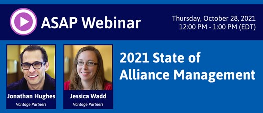 2021 State of Alliance Management