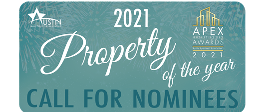2021 Property of the Year Nominations