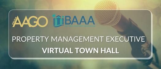 BAAA-AAGO Town Hall for Executives