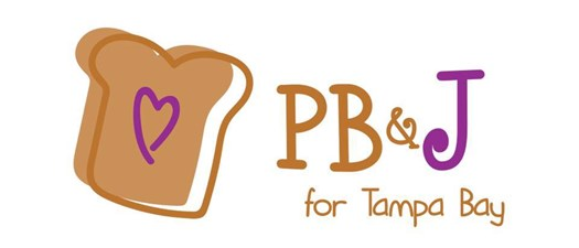 PB&J for Tampa Bay Feeding Frenzy Community Service Event