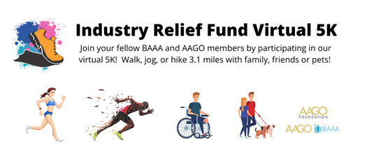 Industry Relief Fund Virtual 5K