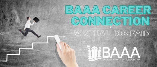 BAAA Career Connection - Virtual Job Fair