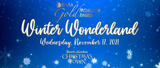 2021 Gold Medallion Awards