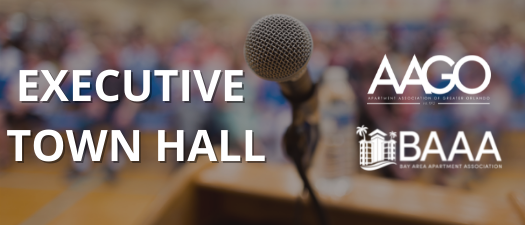 Property Management Executive Town Hall