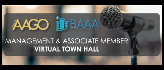 BAAA-AAGO COVID-19 Town Hall