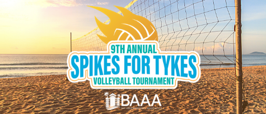 'Spikes for Tykes' Volleyball Tournament