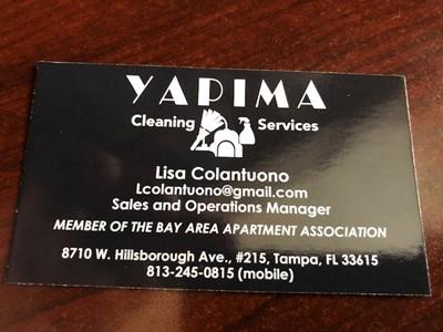 Yapima Cleaning Services