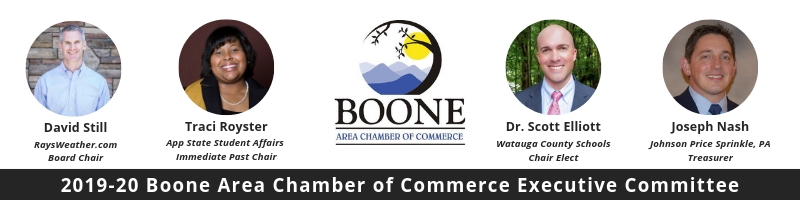 Chamber Announces 2019-20 Board of Directors & Executive Committee