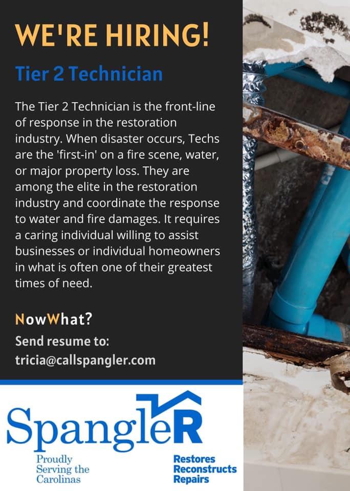 Spangler Tier 2 Tech