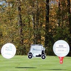 Golf Tournament Hole Sponsorship
