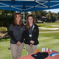 Golf Tournament Tent Sponsorship