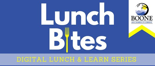 Lunch Bytes: Using Social Media to Push Your Business Evolution