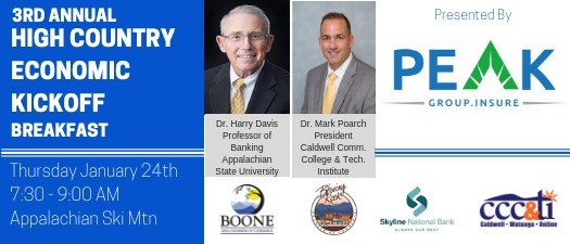 3rd Annual High Country Economic Kickoff Breakfast