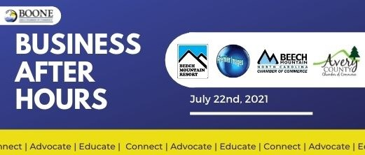 Business After Hours - Beech Mountain with Premier Images & Avery Chamber