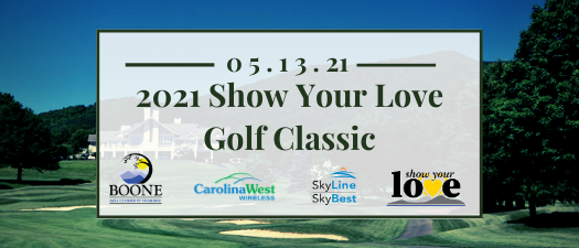 2021 Show Your Love Golf Classic
