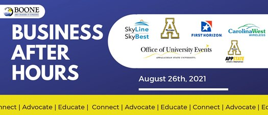 Business After Hours - App State Community Foundation Partners