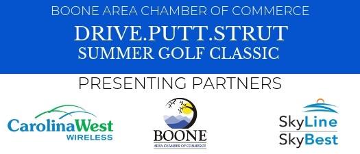 Drive.Putt.Strut. Summer Golf Classic