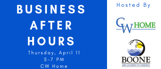 Business After Hours - CW Home