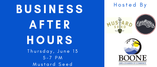 Business After Hours - Mustard Seed Market & Casa Rustica