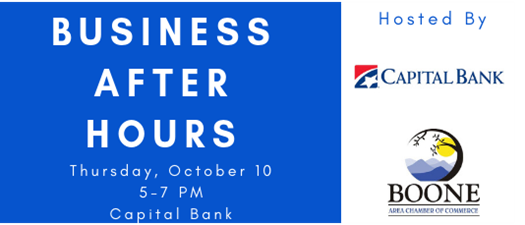 Business After Hours - Capital Bank