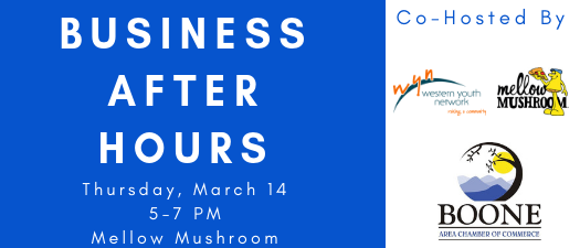 Business After Hours - Western Youth Network & Mellow Mushroom