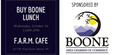 Buy Boone Lunch - F.A.R.M. Cafe