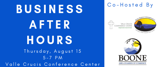 Business After Hours - Valle Crucis CC & Blue Ridge Conservancy