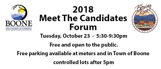 Watauga County Meet the Candidates Forum