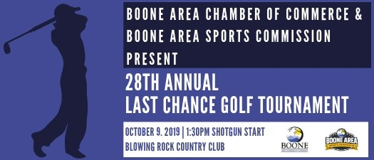 28th Annual Last Chance Golf Tournament