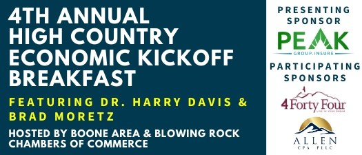 4th Annual High Country Economic Kickoff Breakfast