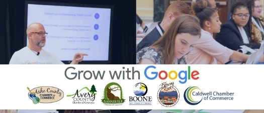 Grow with Google: Make Your Website Work For You