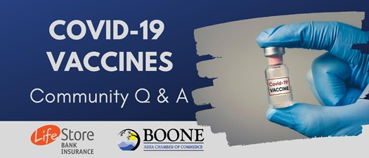 COVID-19 Vaccines: Community Q & A
